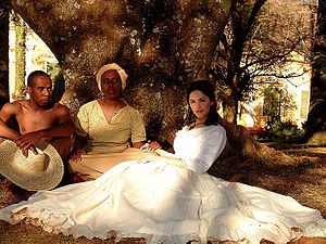 A Escrava Isaura (2004 telenovela) - Image: Escrava Isaura