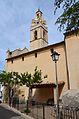 Església de santa Anna de Campell, lateral.JPG