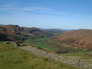 Eskdale, Cumbria Human settlement in England