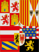 Estandarte Real de Carlos II.svg