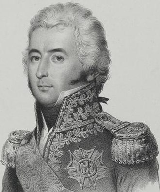 Étienne Marie Antoine Champion de Nansouty - General Count Nansouty
