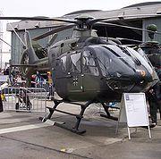 EC 135 of the German Army