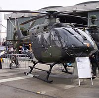 Eurocopter EC 135 Bundeswehr