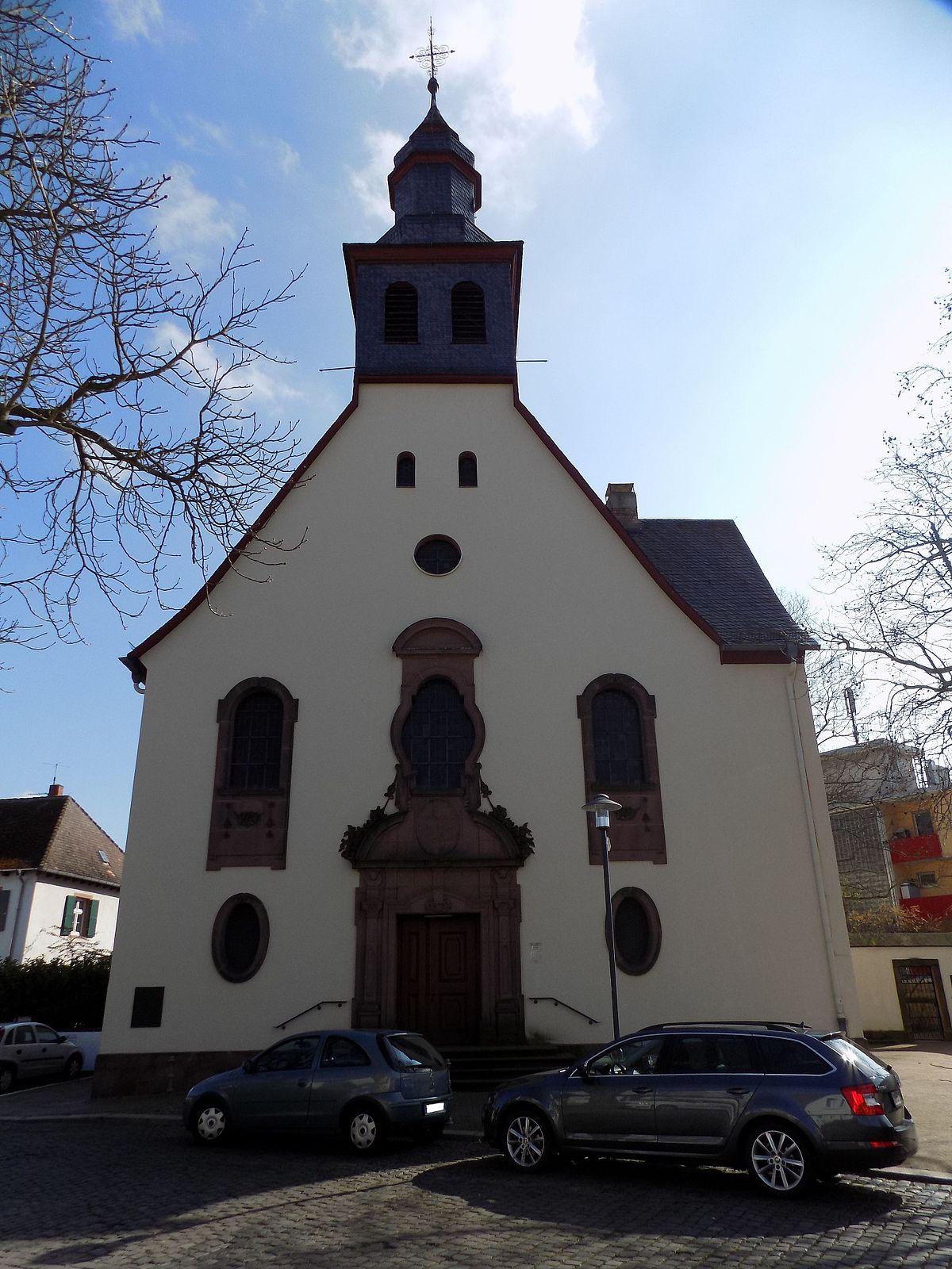 Evangelische Kirche (Worms-Neuhausen) - Wikipedia