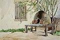 Eva Scott Fényes - Oven at the Cota Adobe, Near Chino, California, 1916.jpg
