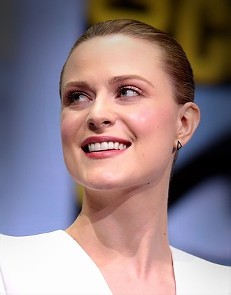 Evan Rachel Wood - Wood in July 2017