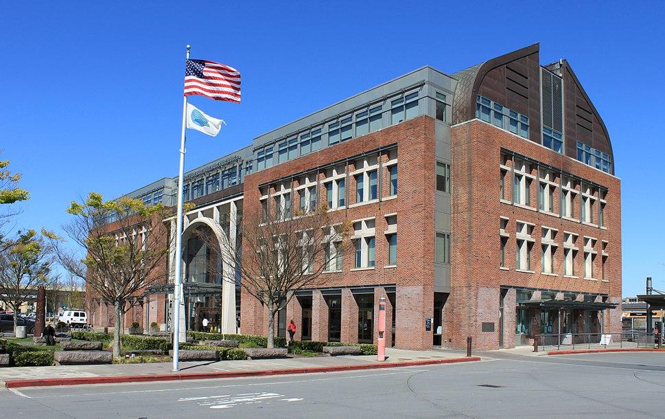 Everett Station building