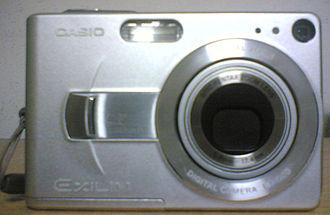 Casio Exilim - EX-Z40