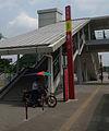 Exit B, Shabei Station, Guangzhou Metro.jpg