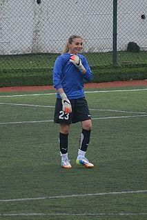 Ezgi Çağlar Turkish female footballer
