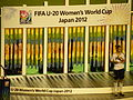 FIFA U-20 Women's World Cup 2012 Awards Ceremony 18.JPG
