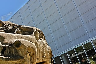 Birdwood, South Australia - Image: FJ Fossil Statue