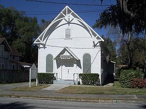 United Hebrews of Ocala - Image: FL Ocala Bible Chapel 02