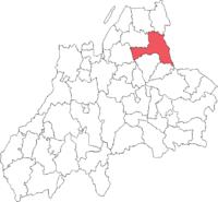 Bredestads landskommune i Jönköpings amt