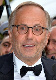 Fabrice Luchini French actor