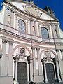 Facciata del Duomo - Piazza Ducale di Vigevano (PV) - panoramio.jpg