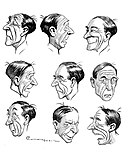 Facial expressions - The Cartoonist's Art