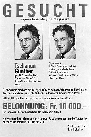 Günther Tschanun