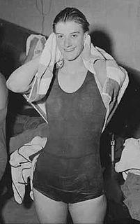 Faith Leech Australian swimmer