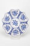 Fajans,smörgåsbricka, 1730-tal - Hallwylska museet - 90590.tif