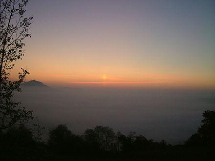 False Sunrise., From WikimediaPhotos