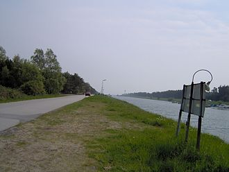 Falsterbo Canal - Canal at the Baltic