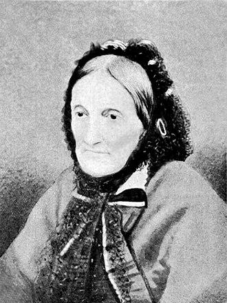 Peter Johnson Gulick - Fanny Gulick (1798–1883).