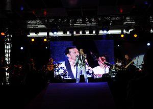 Farhad Darya - Farhad Darya's Peace Concert in Kabul, Afghanistan.