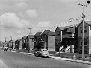 Notre-Dame-de-Grâce - Notre-Dame-de-Grâce in 1948