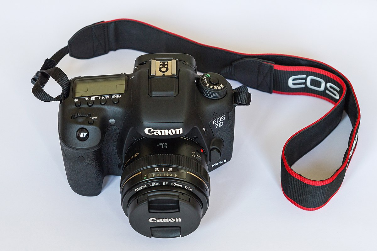 Canon EOS 7D Mark II – Wikipedia