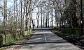 Fenced lane meets Woburn Road - geograph.org.uk - 371505.jpg