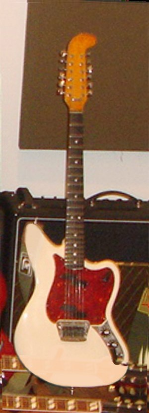 Fender Electric XII - Image: Fender Electric XII