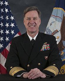 Admiral Mark E. Ferguson III