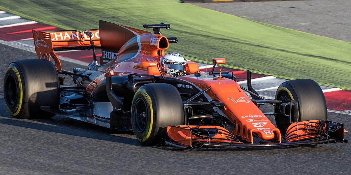 McLaren MCL32 - Wikipedia