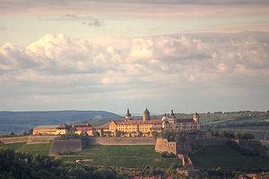 Citadel van Würzburg