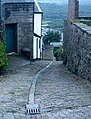 Ffordd gefn - A back lane - geograph.org.uk - 917043.jpg