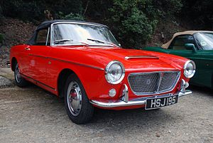 Fiat Pininfarina Cabriolet - Image: Fiat (4569845283)