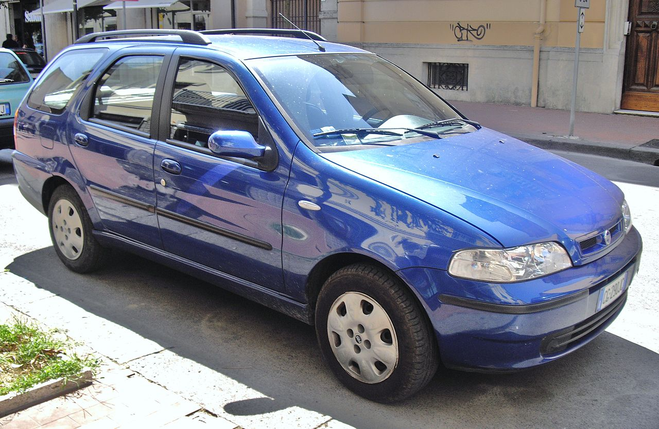 file fiat palio weekend blue jpg wikimedia commons. Black Bedroom Furniture Sets. Home Design Ideas