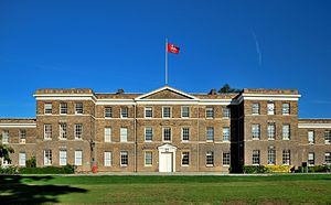 University of Leicester - The Fielding Johnson Building (built 1837)