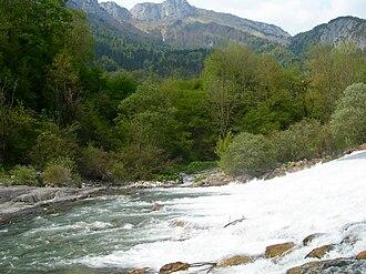 Fier (river) - The Fier
