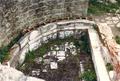 Fiesole - Archäologische Zone - Thermen - Caldarium 3, 1984.png
