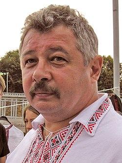 Євген Філь,серпень 2009