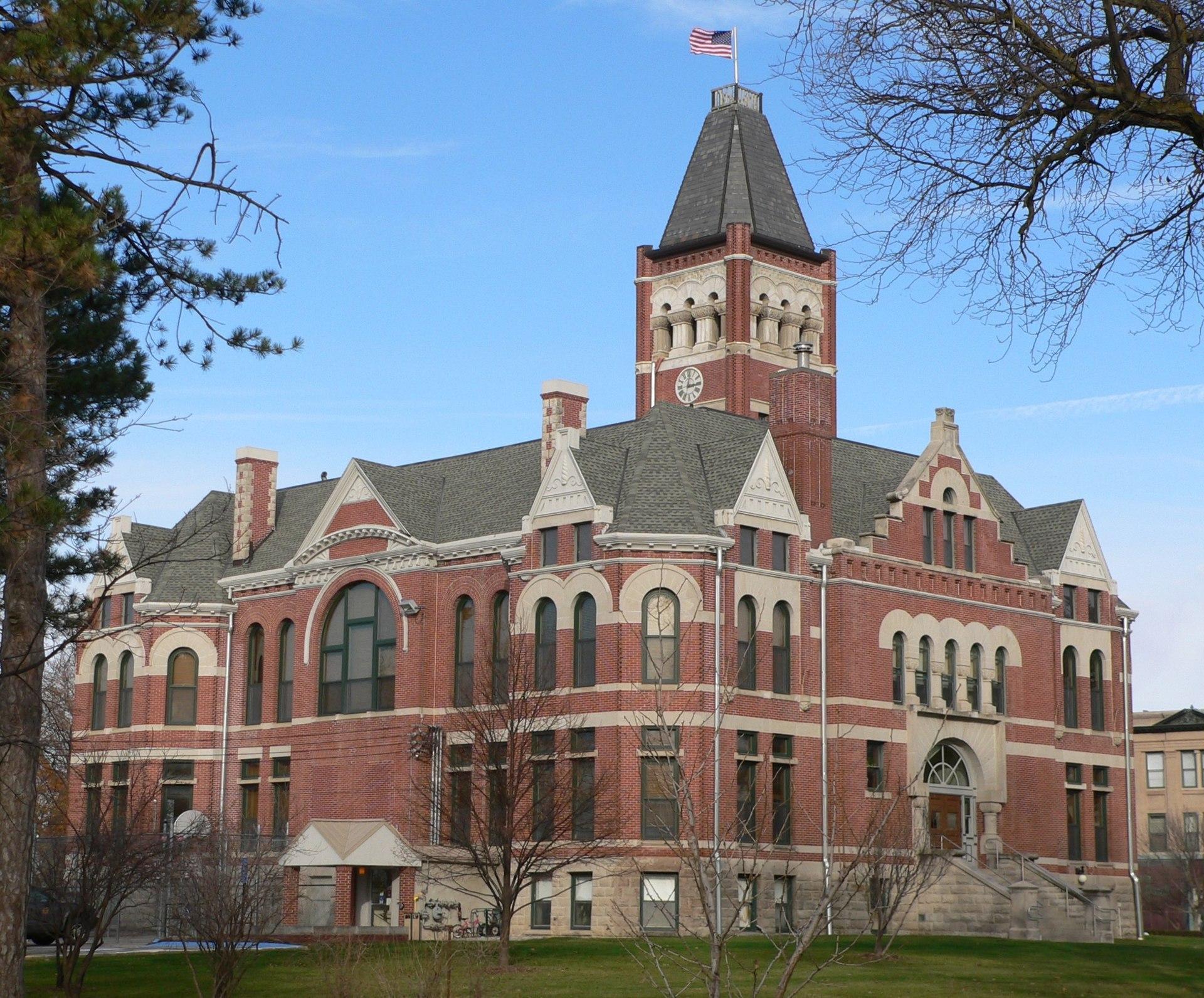 Fillmore I Maakond Nebraska Vikipeedia Vaba