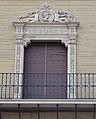 Finestra de la casa palau dels Climent, Osca.JPG