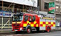 Fire appliance, Belfast - geograph.org.uk - 1767722.jpg