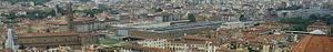 Firenze Santa Maria Novella railway station - Image: Firenze santa maria novella 11