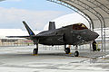 First F-35B Lightning II arrives at MCAS Beaufort 140717-M-UU619-768.jpg