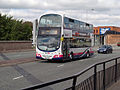 First Manchester bus 37279 (MX07 BPY), 24 August 2007.jpg