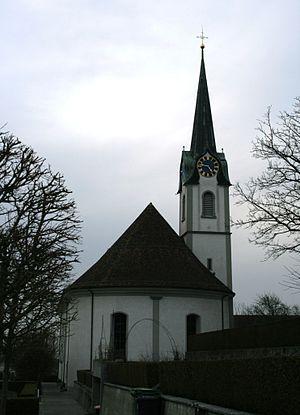 Fislisbach - Fislisbach Roman Catholic Church