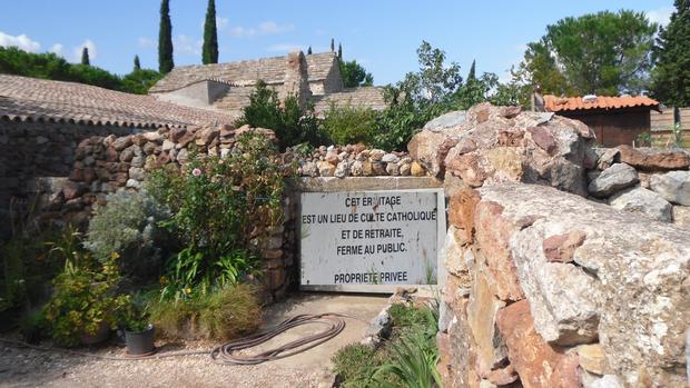 Monument historique à Fitou